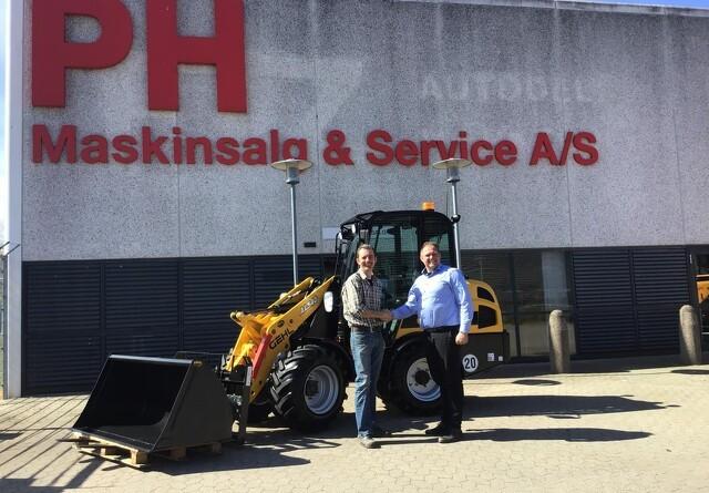 PH Maskinsalg & Service er ny Gehl forhandler