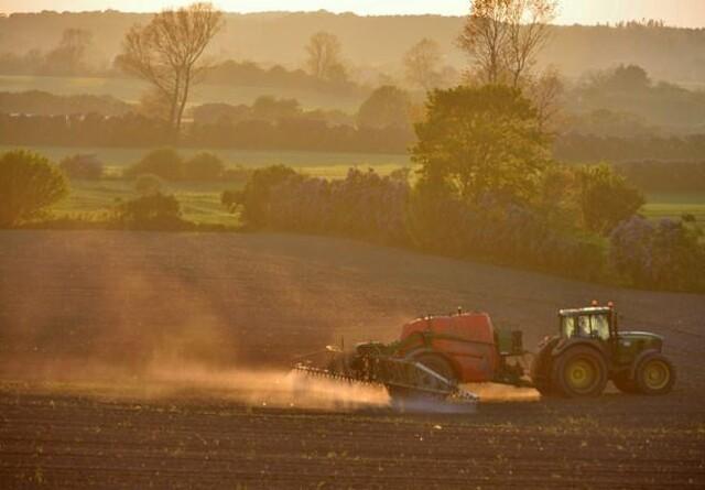 Planteproduktionen skal gøres mindre afhængig af sprøjtemidler
