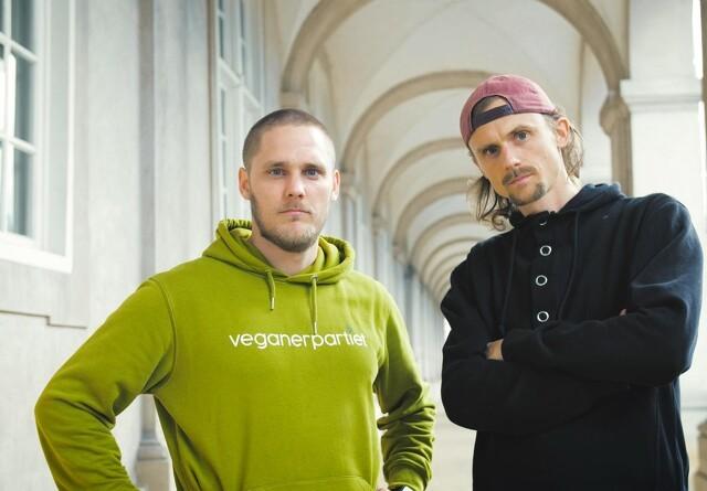 Partistifter og rapper giver landbruget hug i ny musikvideo
