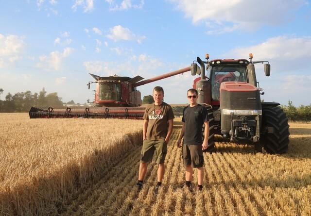 Stabil høst afsluttet hos Kjær Knudsen