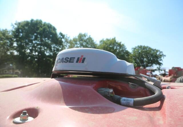 Case IH forsøger at stoppe GPS-tyverierne