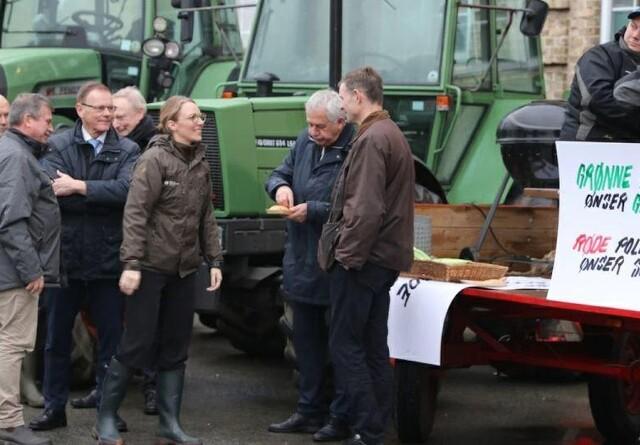 Agerskovgruppen utilfreds med minister: Hun bakkede ud, da vi tog hende på ordet