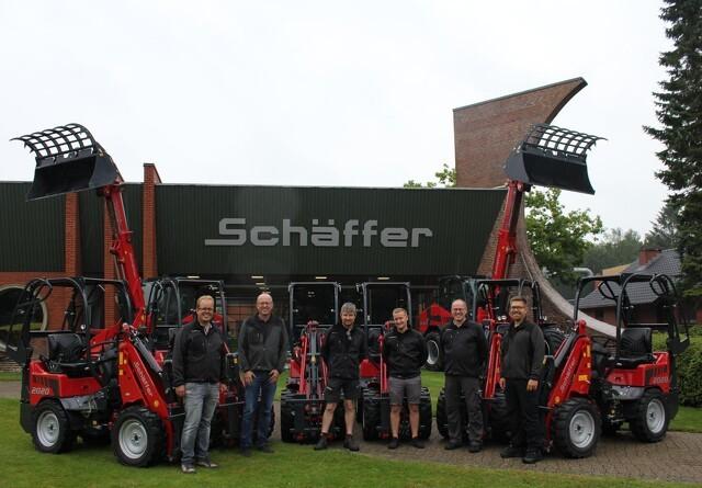 Agrotek er ny forhandler af Schäffer læssemaskiner