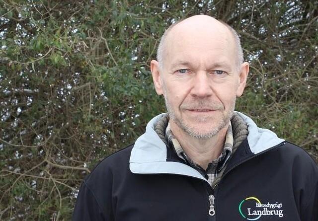 Jørgen Evald Jensen fylder 60 år