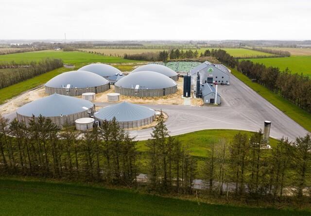Fjerde gang på kort tid: DBC Invest foretager stor millioninvestering i Outrup Biogas