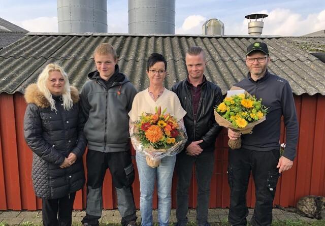 Nordjysk landmandsfamilie får initiativpris for at hjælpe unge med udfordringer