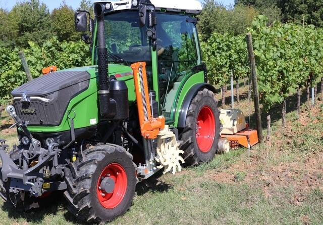 Fendt 200 V/F/P Vario - specialtraktor med finesse