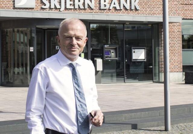 Skjern Bank opjusterer forventninger efter godt år