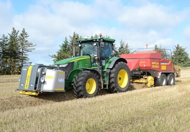 Ny metode gør halmen mere egnet til biogas