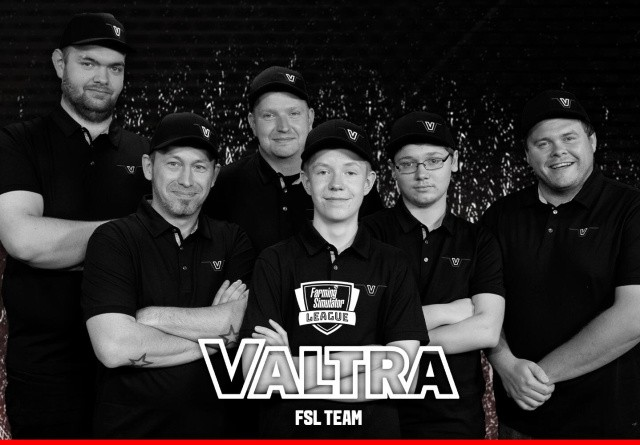Valtra får sit eget Farming Simulator League-hold