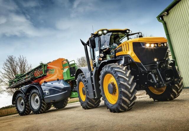 Brøns Group er ny JCB-importør til landbruget
