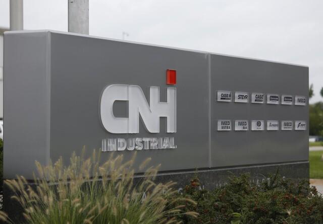 CNH i fremgang i tredje kvartal