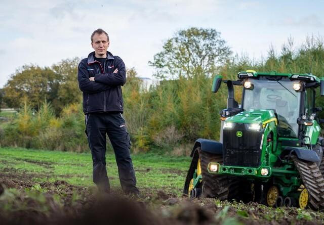 Maskinbladet fortæller om traktorer live i Go' morgen Danmark