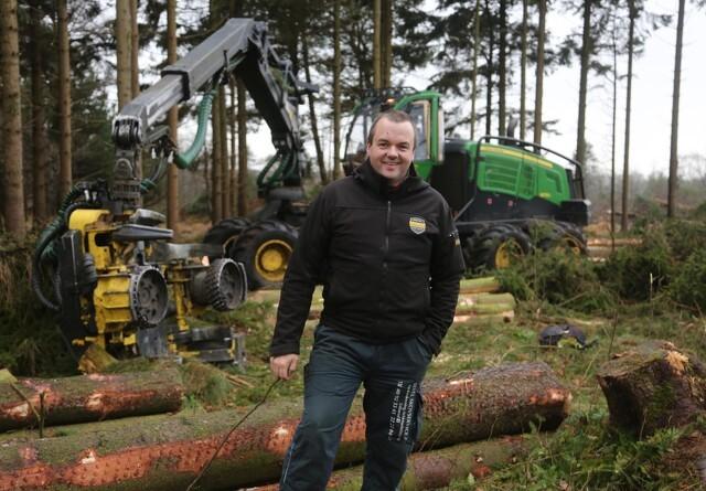 Bæredygtig produktion i skoven