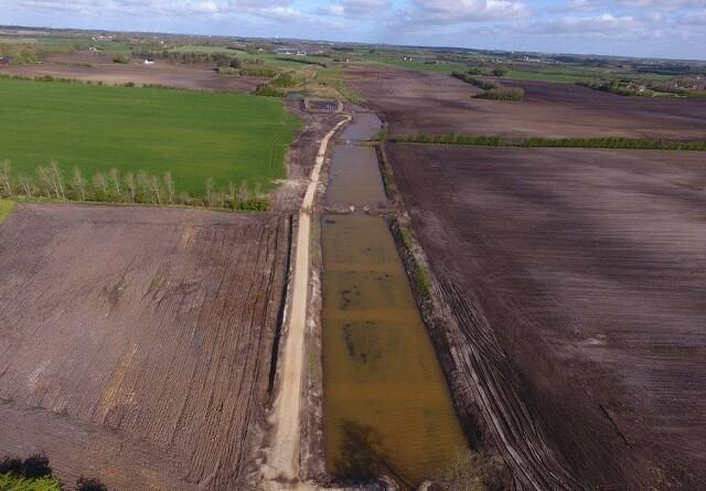 Okkeranlæg skal forbedre vandkvaliteten