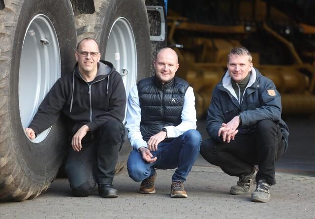 Votech er navnet på ny dansk gyllevognsproducent