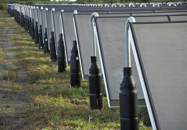 Konsulenter: Udlejning af jord til solceller kan være mere indbringende end afgrøder