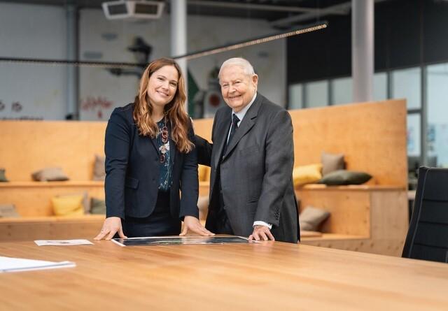 Cathrina Claas-Mühlhäuser ny formand for aktionærudvalget i Claas