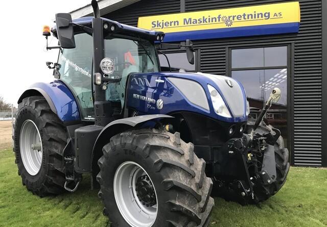 Populær allround-traktor
