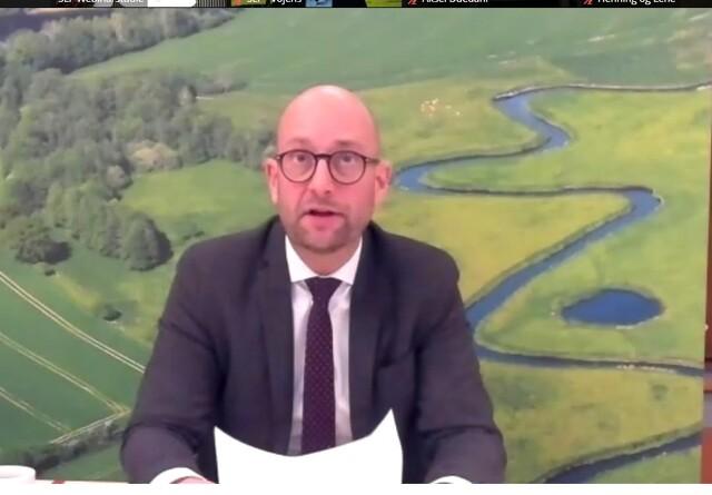 Rasmus Prehn: Jeg vil dialog