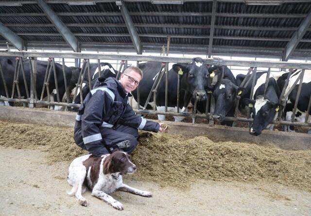 Asger skal stå i spidsen for mindre metan fra landbruget i EU
