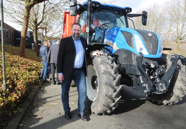 Undgå farlig faldgrube ved køb af brugt eller næsten ny traktor