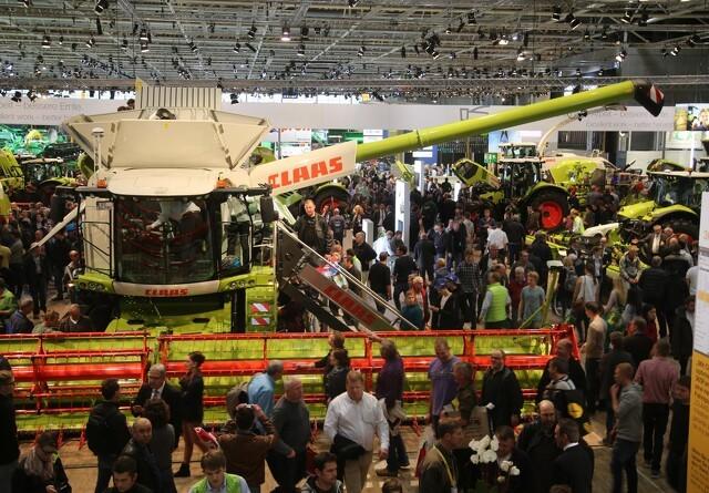 Agritechnica tror på udstilling i november