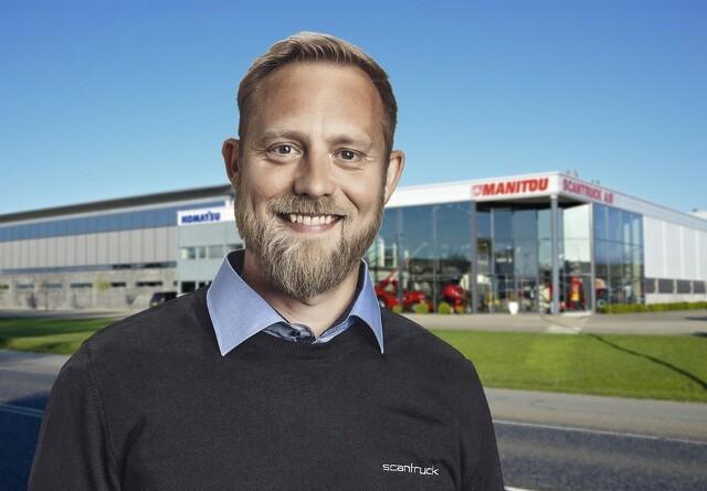 Scantruck henter ny markedschef hos konkurrent