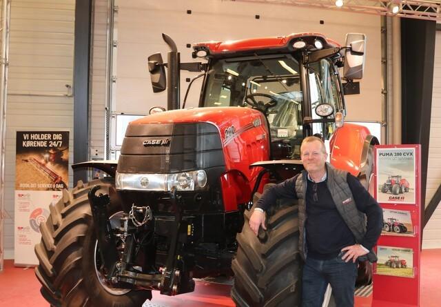 25 år i en landbrugsbranche med vokseværk og højteknologi