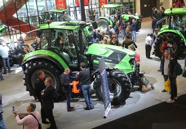 Endnu en traktorproducent melder afbud til messer i 2021