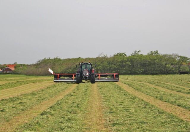 Pick-up riven sikrer kvalitetsgrovfoder