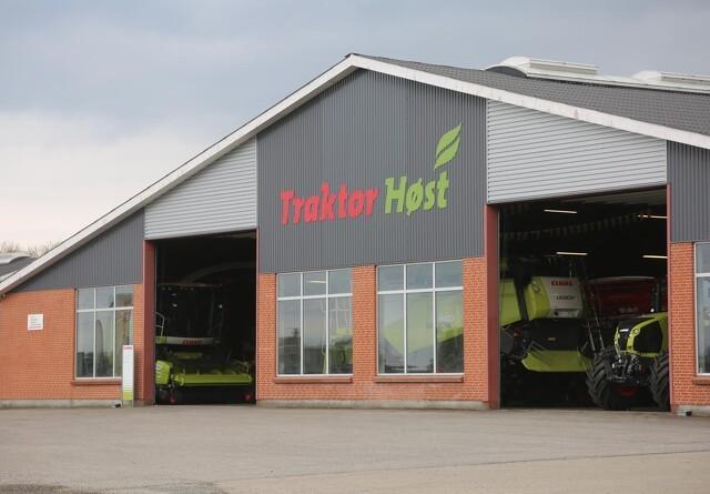 Traktor & Høst samler Jaguar-ekspertisen