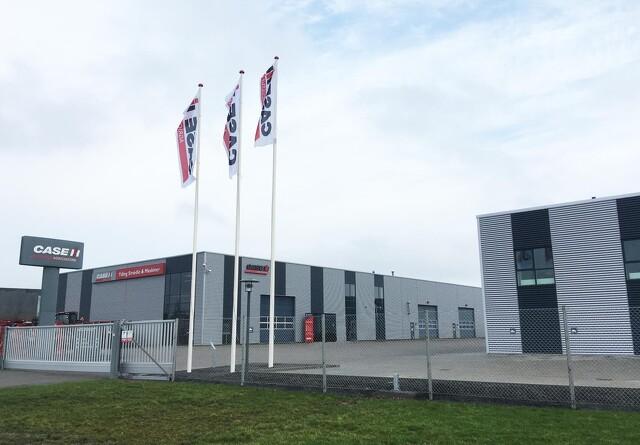 Case IH-forhandler opnår Master-certificering som første i Danmark