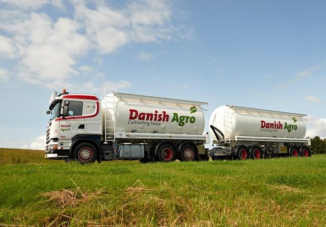 Danish Agro fylder 120 år