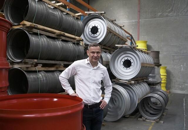 Eksporten af specialfælge vokser hos NDI Group