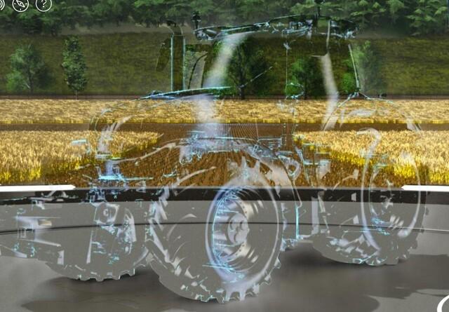 Youniverse teaser ny New Holland traktor