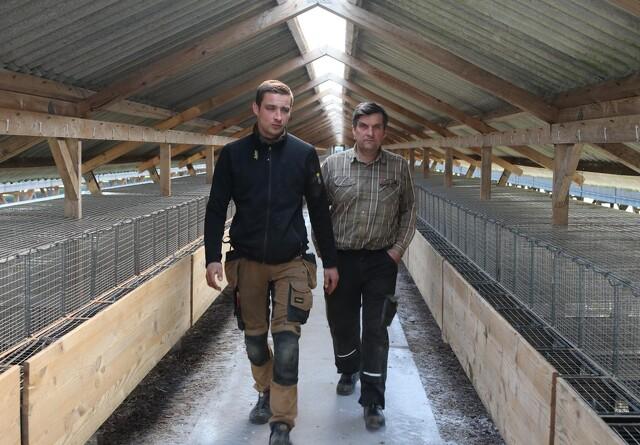 50 minkavlere er klar til at starte erhvervet op igen i 2022