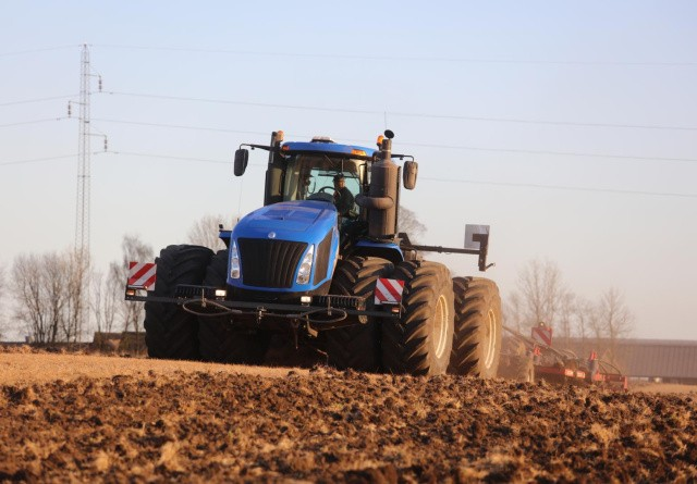 Behovet for store traktorer er stigende