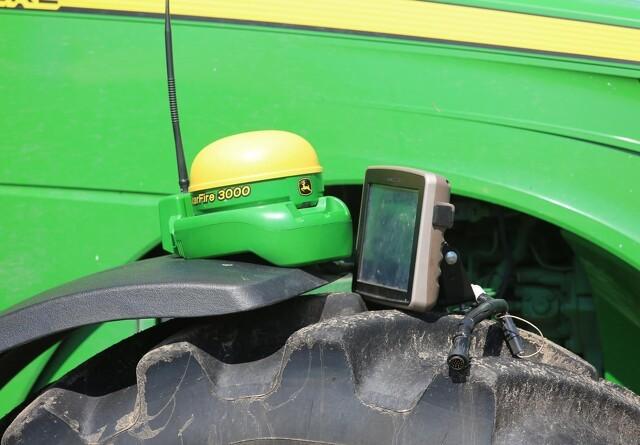 GPS tyveri i nat ved Ølgod