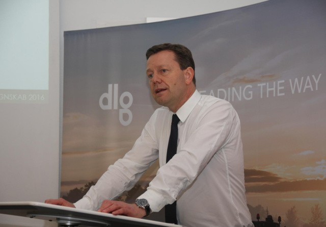 DLG-koncernen satser på ærteproteiner i Tyskland