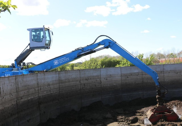 Tømning af gyllebeholder giver mere kapacitet