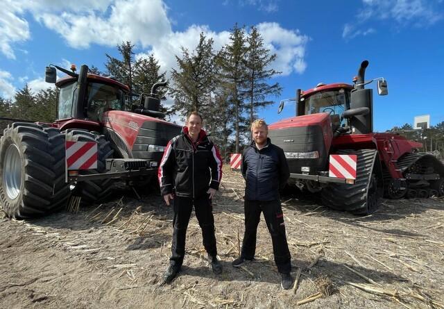 De helt store traktorer sendes ud på demo-turne