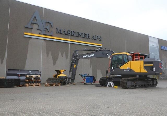 AE Maskiner udvider i tidligere HCP-lokaler