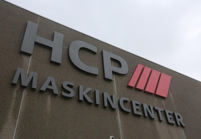 HCP Maskincenters giver faklen videre i Randers