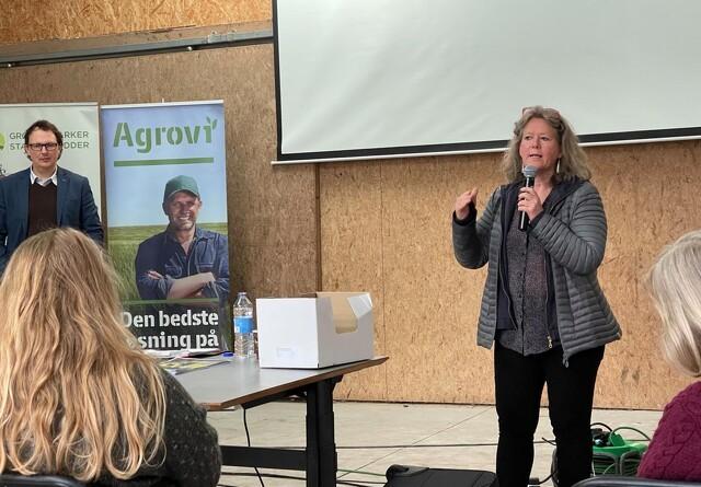DN: conservation agriculture er et velkomment skridt på vejen