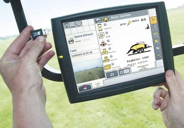 New Holland går til kamp mod GPS-tyvene