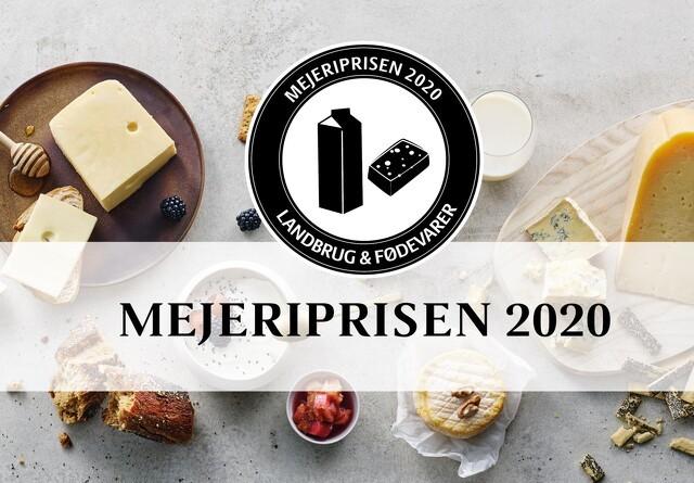 De nominerede til Mejeriprisen 2020 er fundet