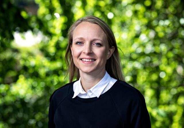 Christina Nielsen bliver ny økonomidirektør i DLG