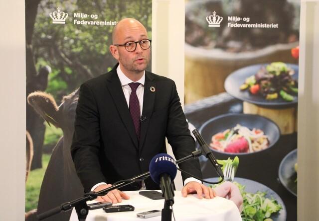 Fødevareministeren klar med stor oprydningsplan efter kritik fra Rigsrevisionen