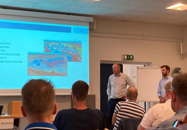 Ny arbejdsgruppe vil arbejde for et biogasanlæg på Djursland